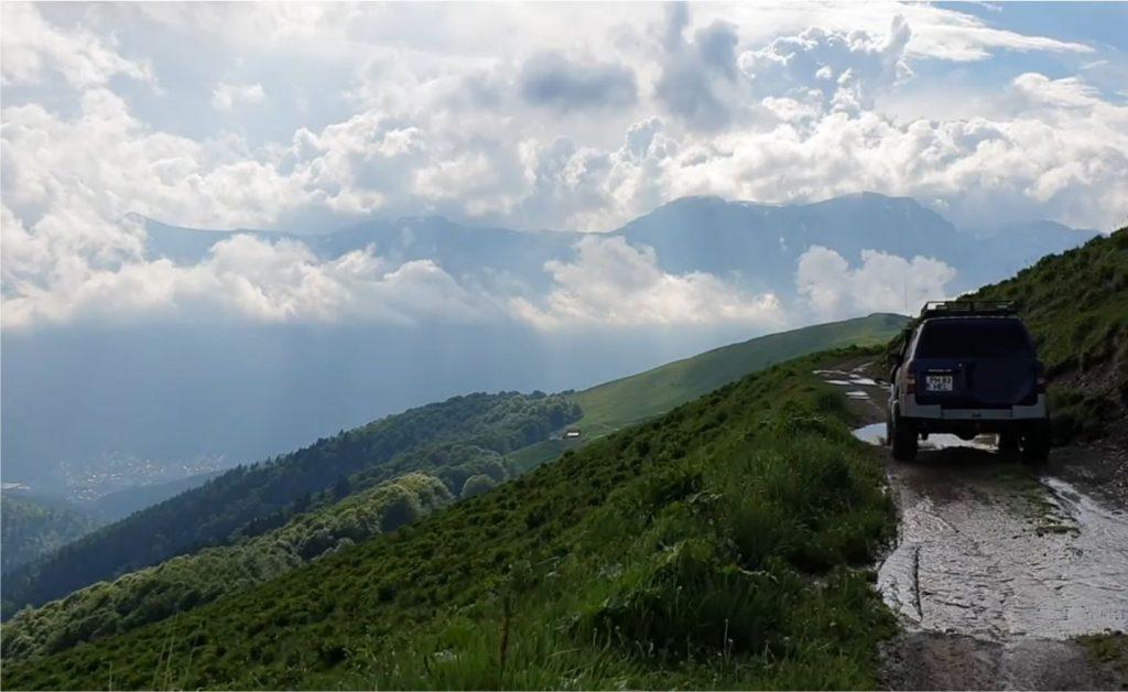 Baiului Mountains – Road to Heaven – June 2019